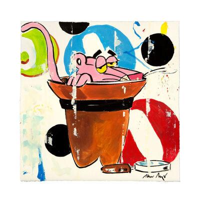 Heiner Meyer, 'Pink Panther ll', 2020