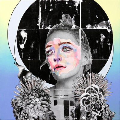 AM DeBrincat, 'Music of the Spheres', 2019