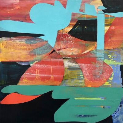 Connie Brown, 'Lofty', 2020