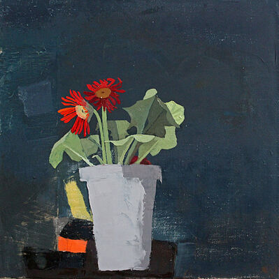 Sydney Licht, 'Still Life with Gerbera Daisy Plant', 2018