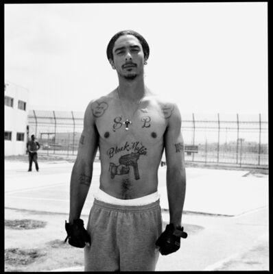 Hunter Barnes, '#5, California State Prison', 2003