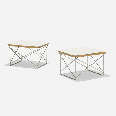 Charles and Ray Eames, 'LTRs, pair', 1950