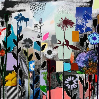 Emily Filler, 'Dreamscape (Rainbow Fields II)', 2019