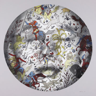 Ye Hongxing, 'Misty No.12 缥缈 No.12', 2010