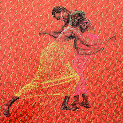 Evans Mbugua, 'Mi-Swing ', 2019