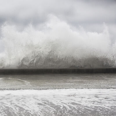 Cig Harvey, 'Wave, Havana, Cuba', 2014
