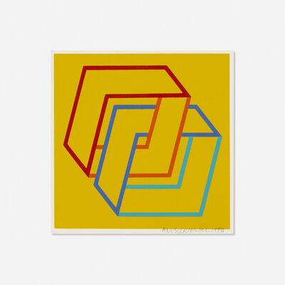 Richard Anuszkiewicz, 'Untitled', 1993