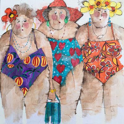 Cecile Colombo, 'Angèle, lili et Jeanne', 2019