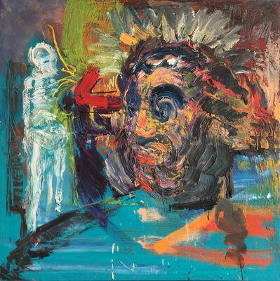 Elsa Flores, 'Death Surge ~ Final Passage', 1989