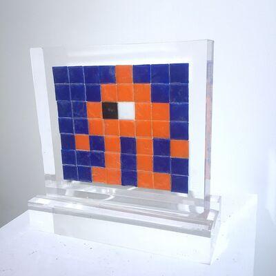Invader, 'NY_15 ', 2008