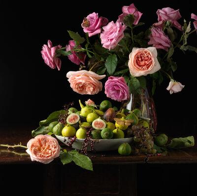 Paulette Tavormina, 'Roses and Figs', 2013