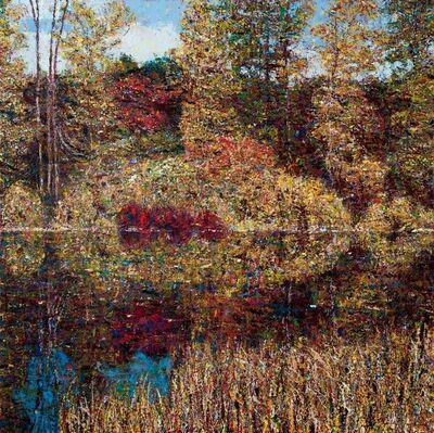 Brent McIntosh, 'Raisin River Shorline, Small Version (MCI 2242)', 2019