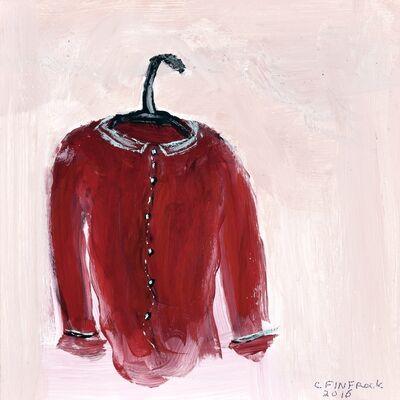 Cheryl Finfrock, 'Red Shirt', 2016
