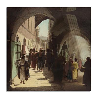 Steve Sabella, 'Elsewhere (Palestine photochrome 13)', 2020