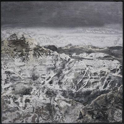 Jens Rausch, 'Abrisskanten IV ', 2019