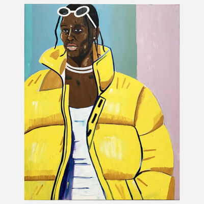 Anthony Rianda, 'Untitled (Travis Scott)', 2019