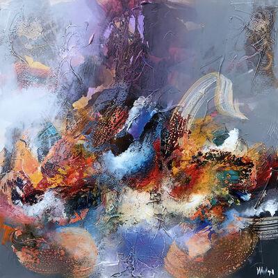 William Malucu, 'Moments of eternity III', 2019