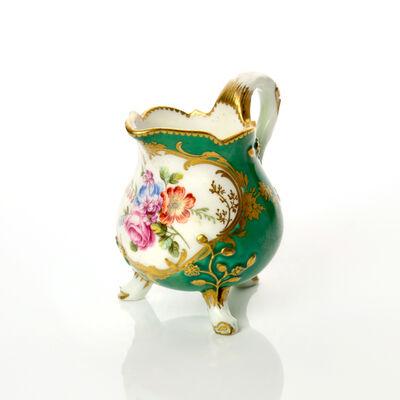 Sèvres Porcelain Manufactory, 'A Soft-Paste Sèvres Porcelain Milk Jug', ca. late 1750's