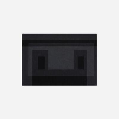 Josef Albers, 'Dark', 1947