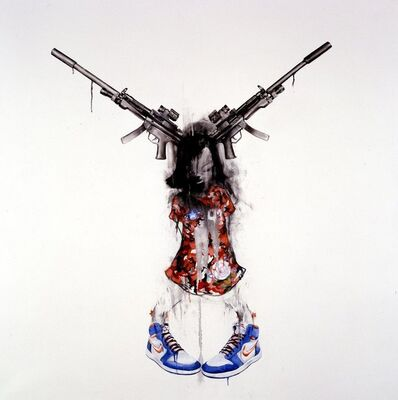 Antony Micallef, 'Minotaur Weapon', 2007