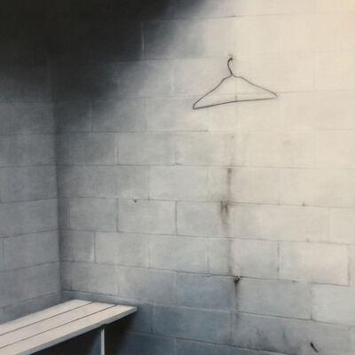 Deborah Martin, 'The Bath House Hanger', 2018