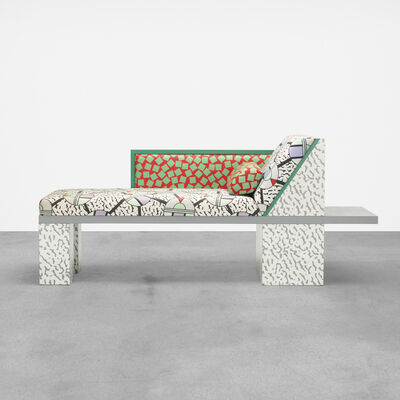 Nathalie Du Pasquier, 'Royal Daybed', 1983