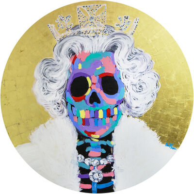 Bradley Theodore, 'The Only Queen', 2017
