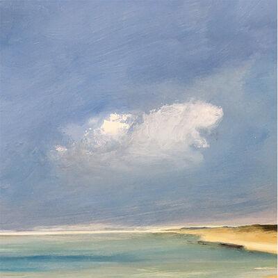 """Marston Clough, '""""Beach Walk""""', 2021"""