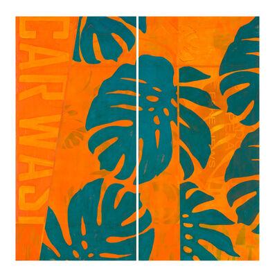 Richard Hoey, 'Orange Car Wash', 2020