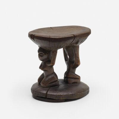 Luba artist, 'stool'