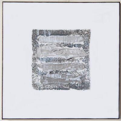 Len Klikunas, 'Gray Strata Pattern Reykjavik ', 2018