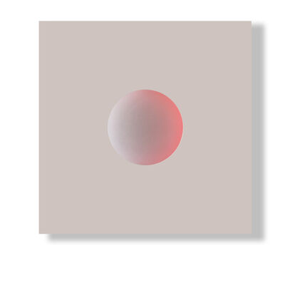 Adam Barker-Mill, 'Colour Reflector (Red)', 2020