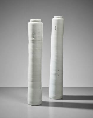 Edmund De Waal, 'Two lidded jars', ca. 2005