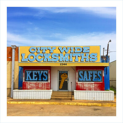 William Greiner, 'City Wide Locksmiths, Dallas TX', 2017