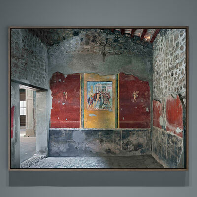 Robert Polidori, 'Villa Poppaea Fresco, Oplontis, Torre Annunziata, Italia', 2017