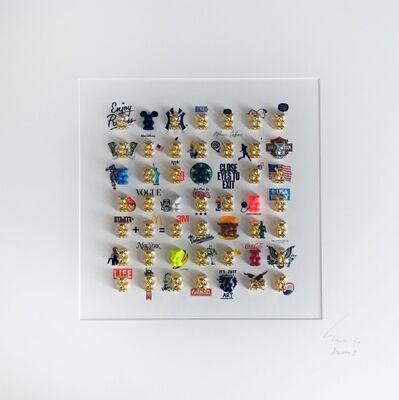 Stephane Gautier, 'Bears America', 2018