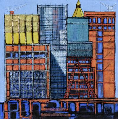 Moiras Jean, 'Construction à New York', 2020