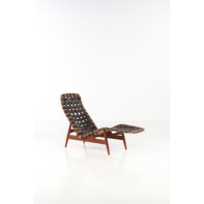 Arne Vodder, 'Lounge chair'