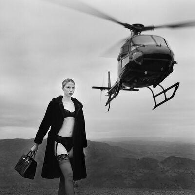 Tyler Shields, 'Helicopter II', 2021
