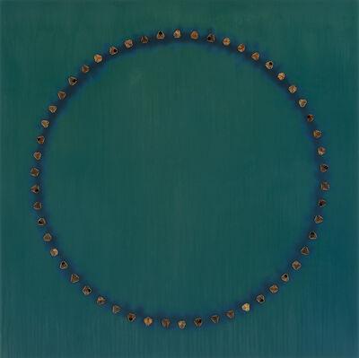Mayme Kratz, 'Circle Dream 70', 2017