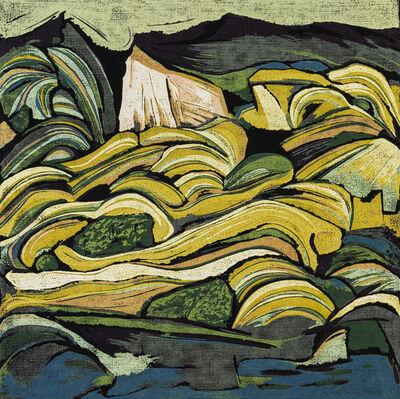 Chen Li, 'Dawa Mountain II', 1999
