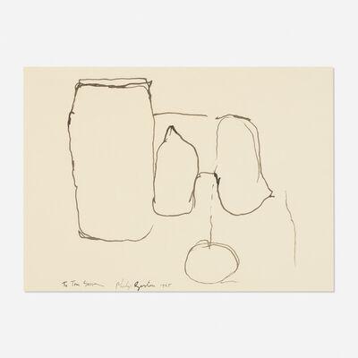 Philip Guston, 'Untitled (Still-Life)', 1965