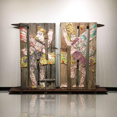 Joshua Goode, 'The Lovers' Gate', 2020