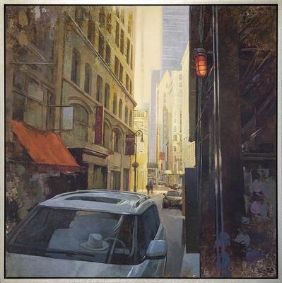 Joseph Lorusso, 'Morning Light in Lower Manhattan', 2019