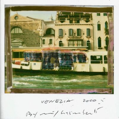 Maurizio Galimberti, 'Venezia ', 2000