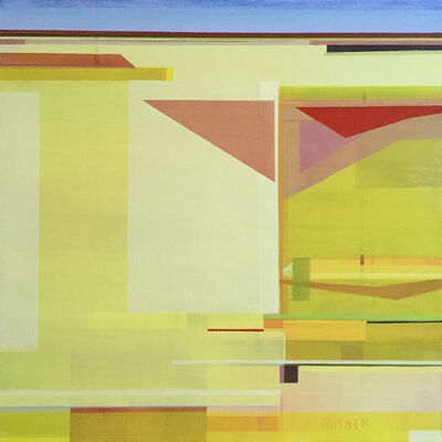 Shilo Ratner, 'Littoral No. 407', 2018