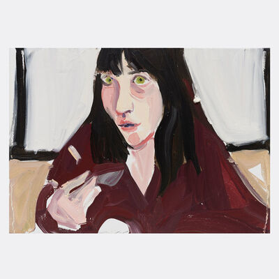 Chantal Joffe, 'Soup', 2017