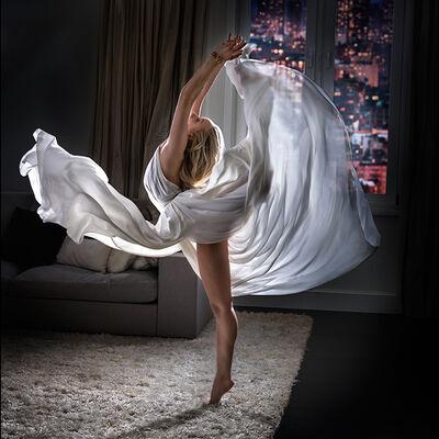 David Drebin, 'White Nights', 2014
