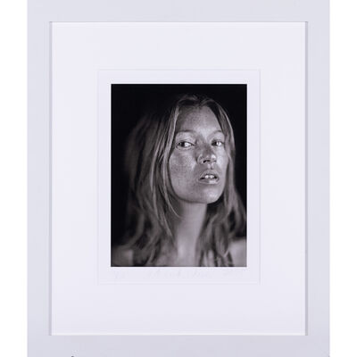 Chuck Close, 'Untitled, Kate (#15)', 2005