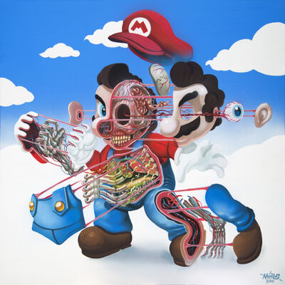 NYCHOS, 'Dissection of Supermario', 2016